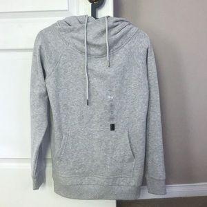 Women's Grey Simons Hoodie - Brand New Never Worn